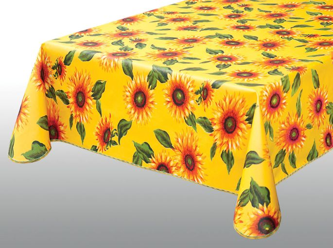 This image has an empty alt attribute; its file name is pvc-coated-emvit-sunflower-yellow.jpg